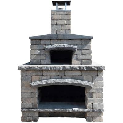 Barkman Concrete Oasis Pizza Oven Home Hardware