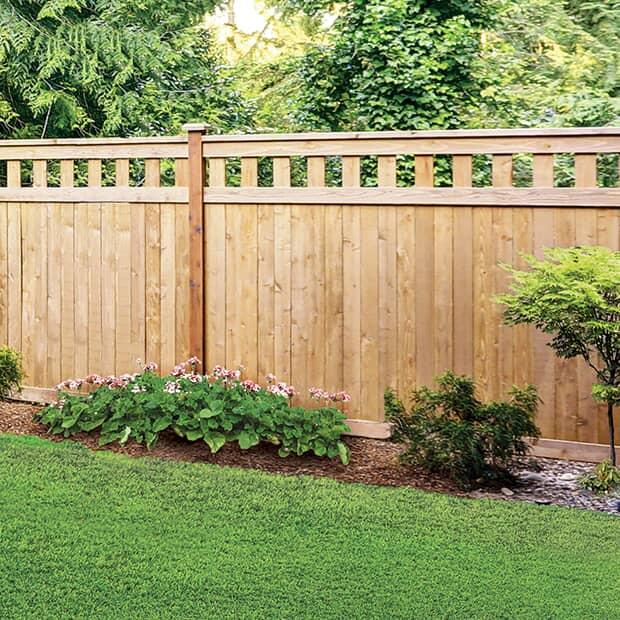 Fence Flair