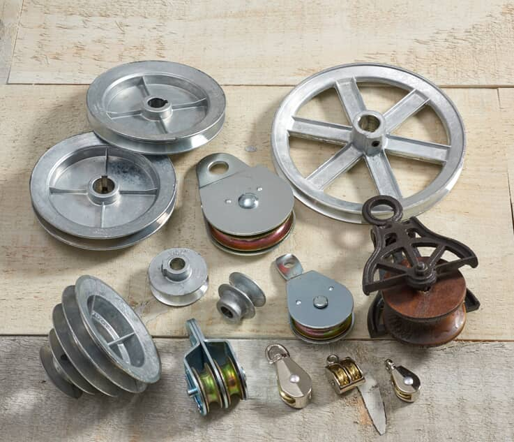 Motors and Pulleys