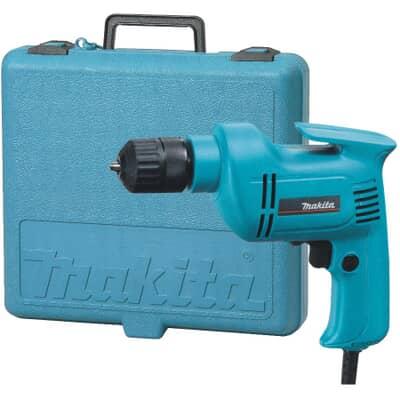 Makita 3 8 4 9 Amp Variable Speed Reversing Keyless Corded Drill Kit Home Hardware