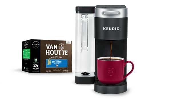 Coffee Makers & Kettles