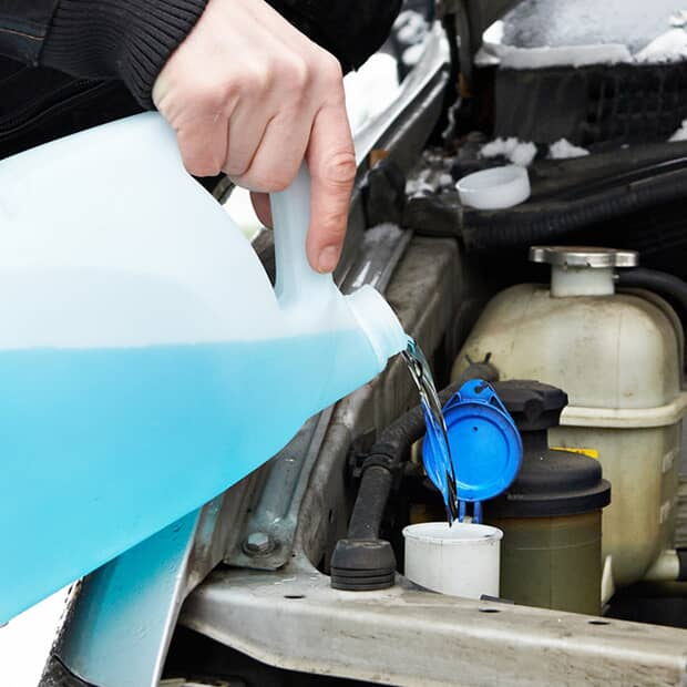 Fluids, Oils & Additives