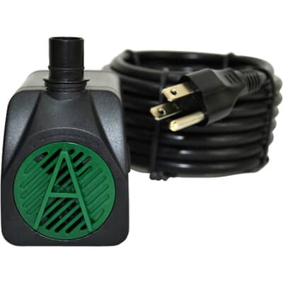 Angelo Decor 60gph Fountain Pump Home Hardware