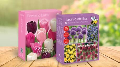 Seeds & Bulbs
