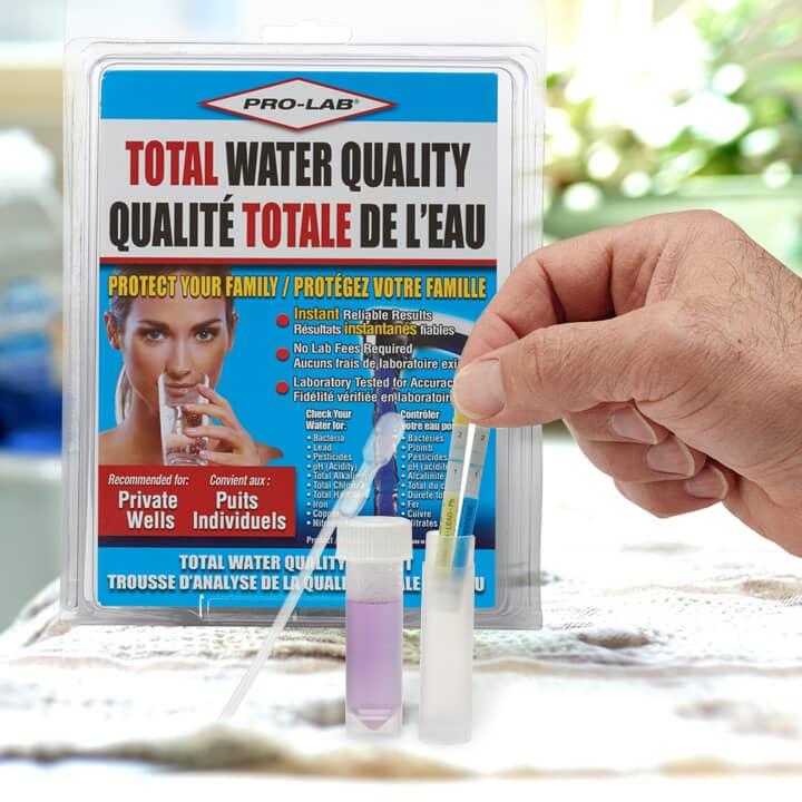 Health & Safety Test Kits