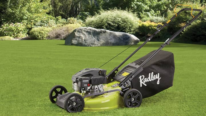 Save up to 30% Radley Electric & Gas Outdoor Power Equipment