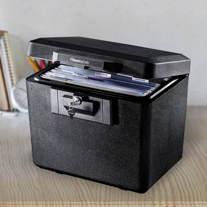 Safes & Cash Boxes
