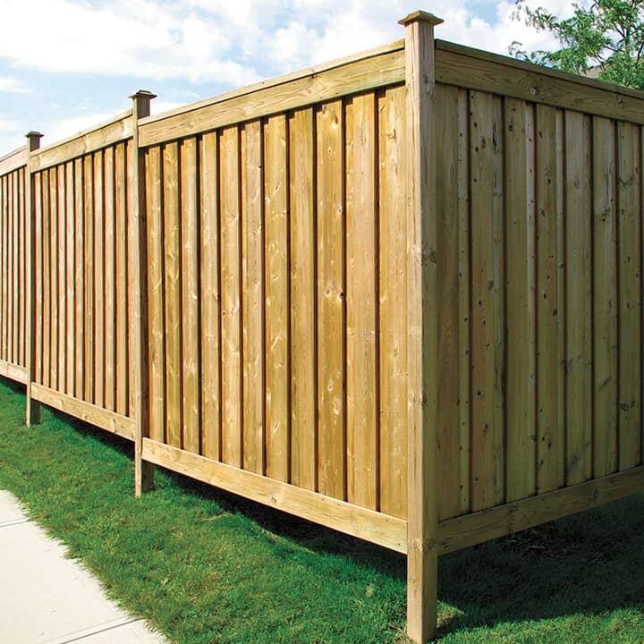 Vous souhaitez installer une nouvelle clôture?