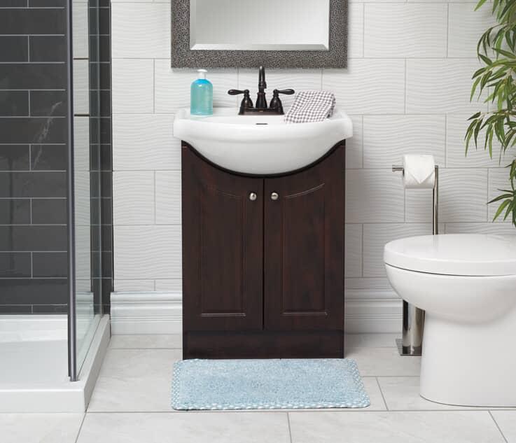 Revêtements de plancher et carreaux de salle de bain