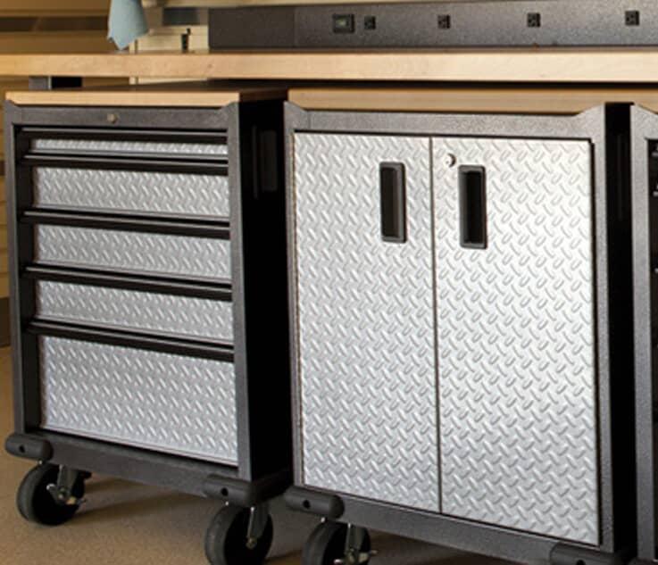 Rangement et organisation d'outils