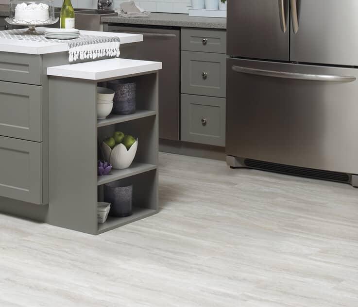 Revêtements de plancher et carreaux de cuisine