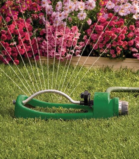 Arroseur à pelouse