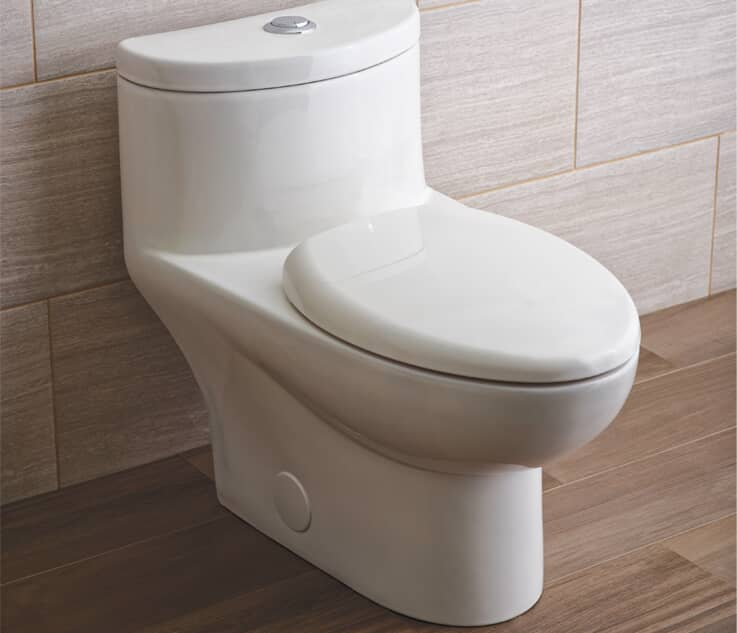 Toilettes et accessoires