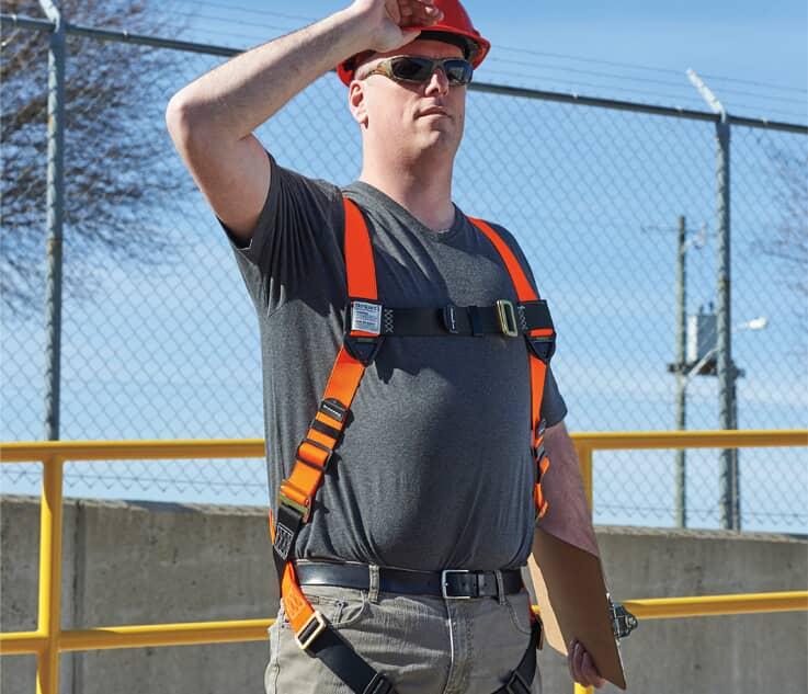 Équipement de sécurité pour le travail