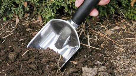 Outils à main pour le jardinage