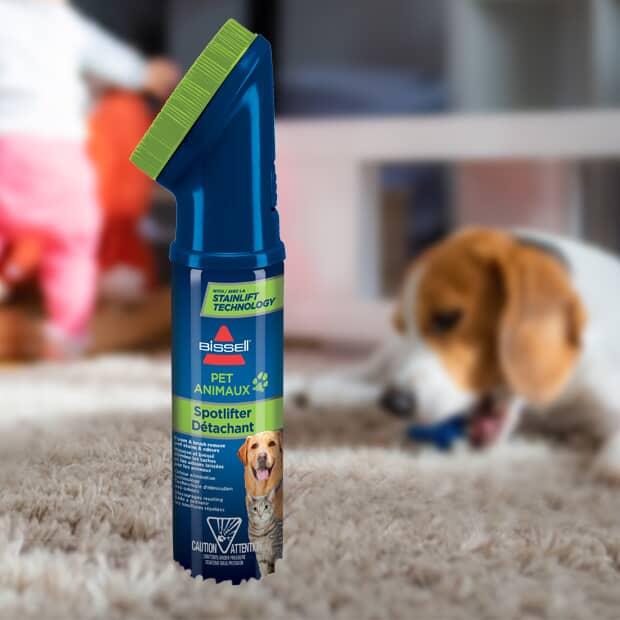 Nettoyants pour tapis et tissus d'ameublement