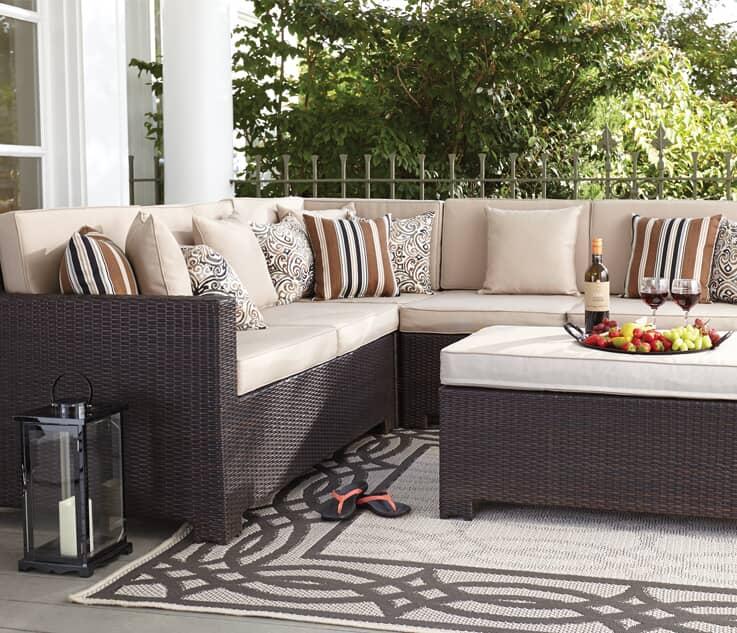 Mobilier de patio et de terrasse