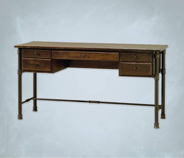 Desk thumb