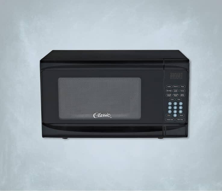 Microwave thumb