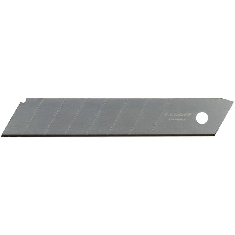 FISKARS:Snap Off Utility Replacement Blades - 18 mm, 10 Pack