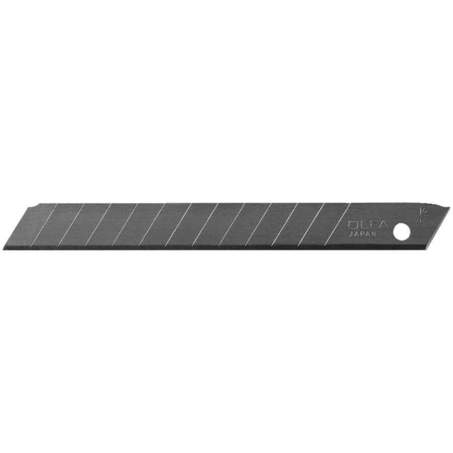 OLFA:10 Pack 9mm Standard SnapOff Utility Blades