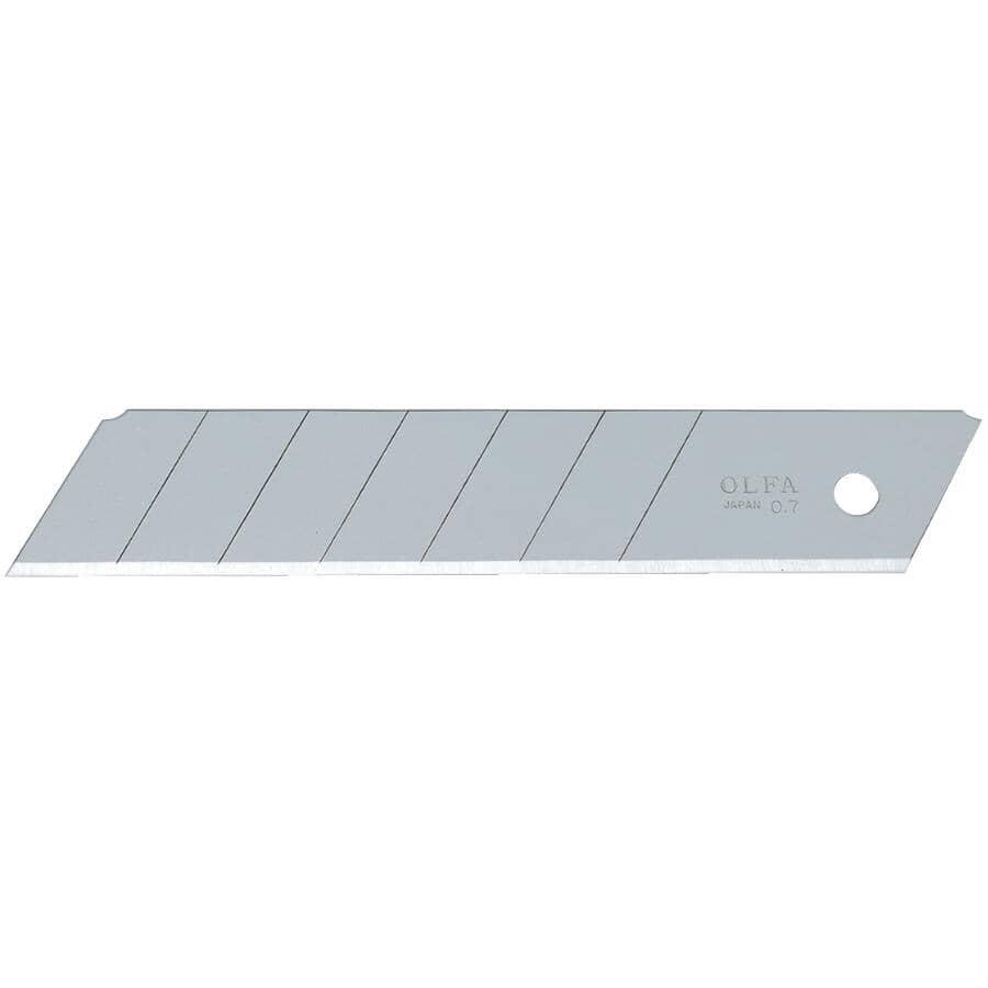 OLFA:5 Pack 25mm XL Heavy Duty SnapOff Utility Blades