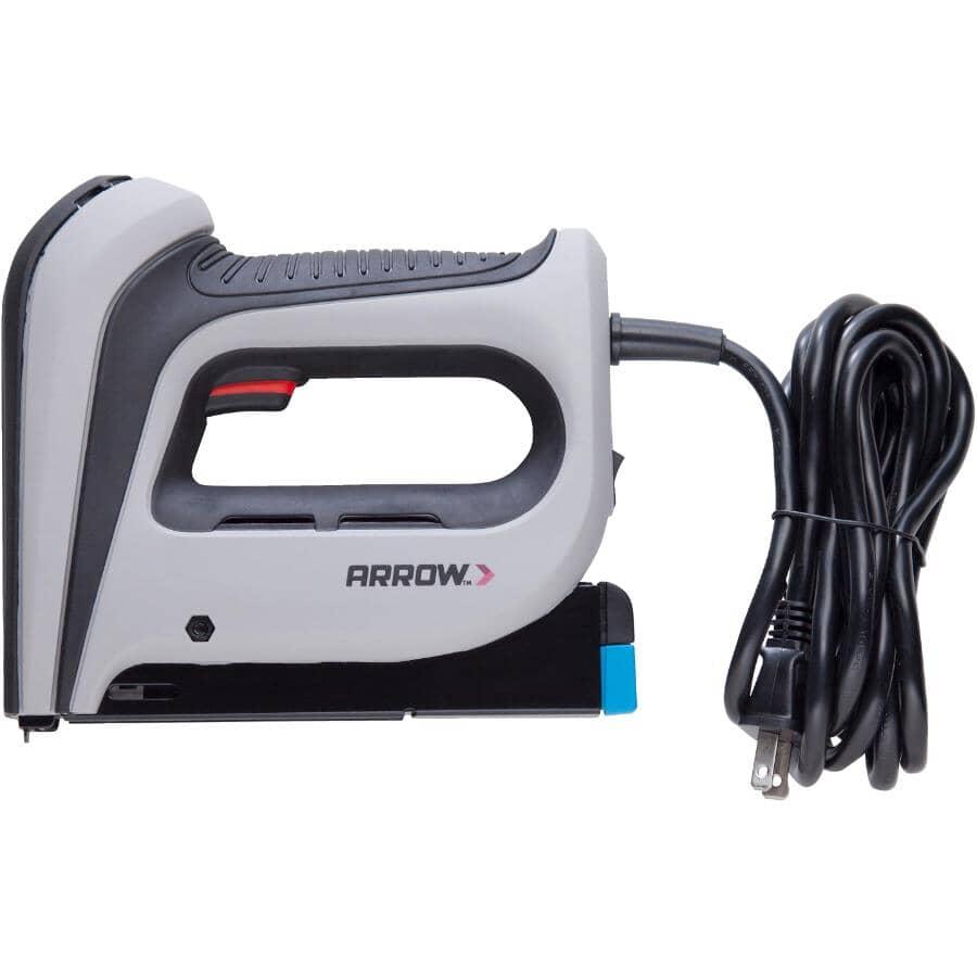 ARROW:Agrafeuse électrique robuste pour bricoleur