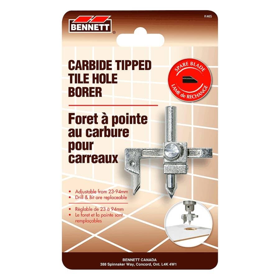BENNETT:Adjustable Ceramic Hole Borer