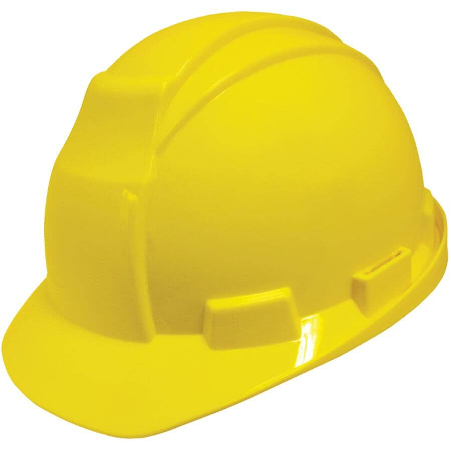 WORKHORSE:Type 1 Safety Hard Hat - Yellow