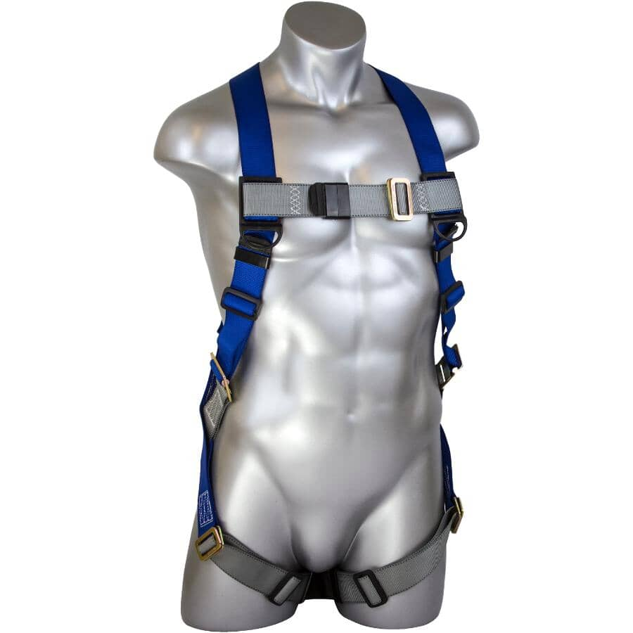 NORGUARD:Universal Safety Harness Fall Protector - Medium / Large