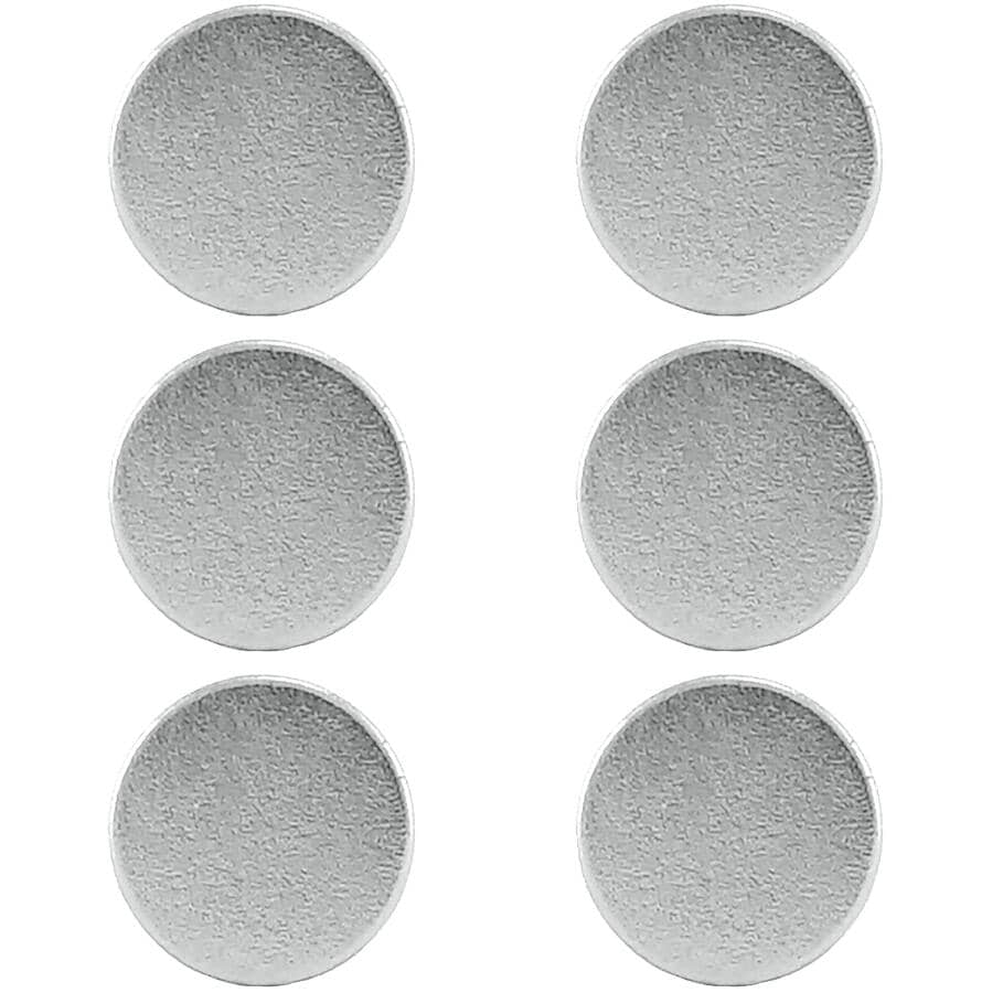 "THE MAGNET SOURCE:6 Piece .47"" Neodymium Super Disc Magnets"