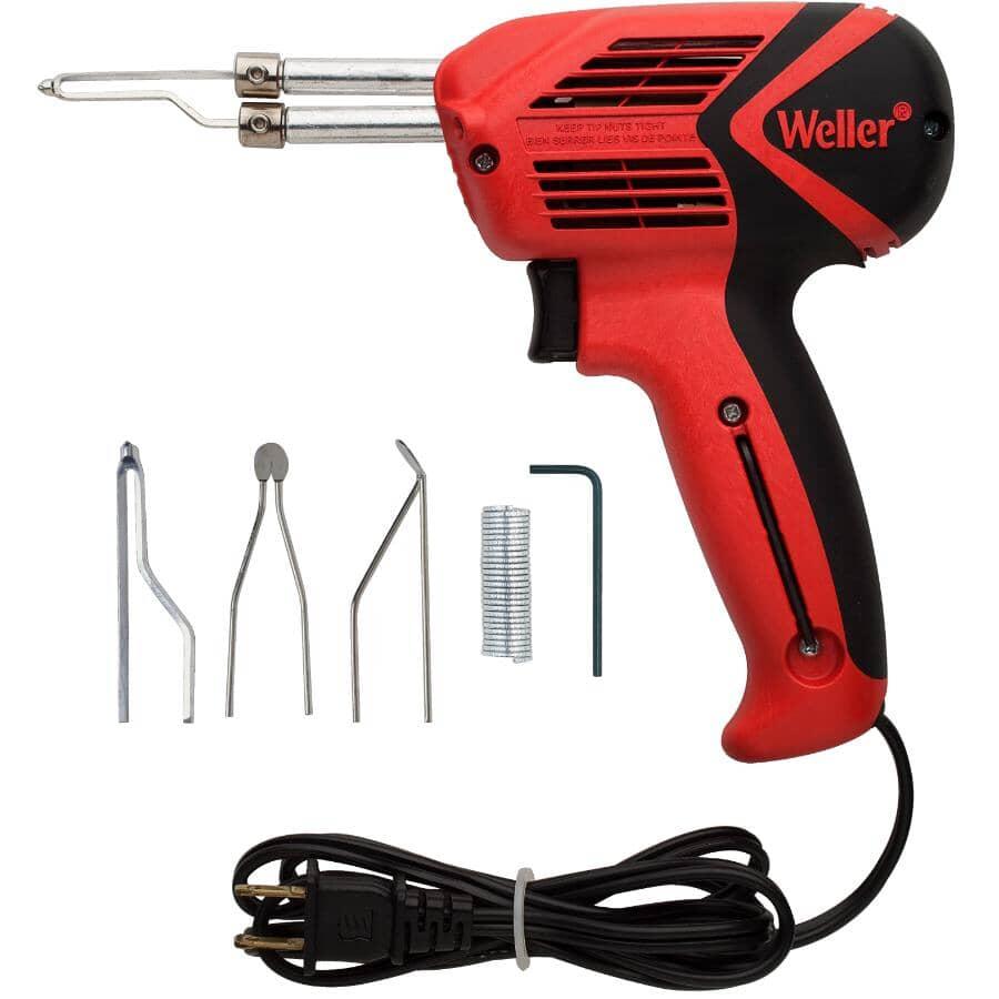 WELLER:Soldering Gun Kit - Dual Power Trigger + 6 Second Heat Up