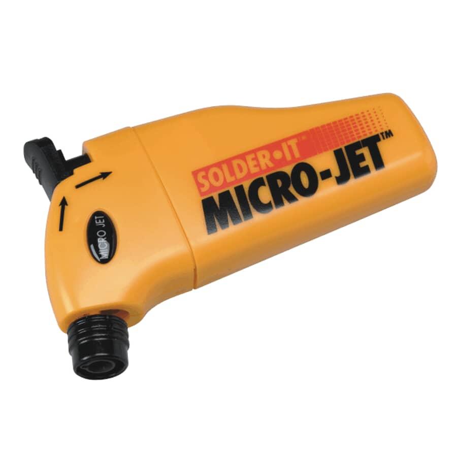 SOLDER-IT:Chalumeau au butane Micro Jet