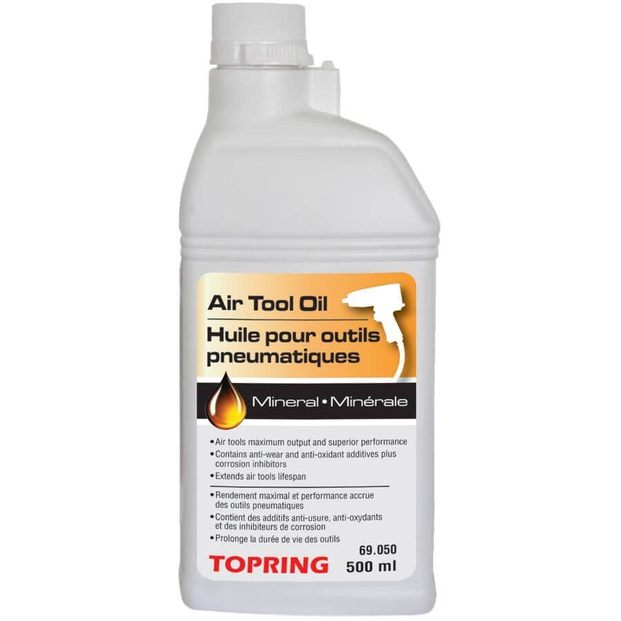 TOPRING:500mL Air Tool Oil