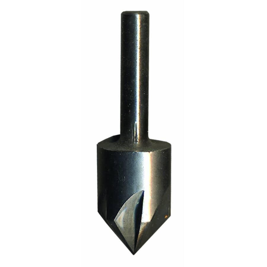 """TASK:5/8"""" High Speed Steel Wood/Metal Countersink"""