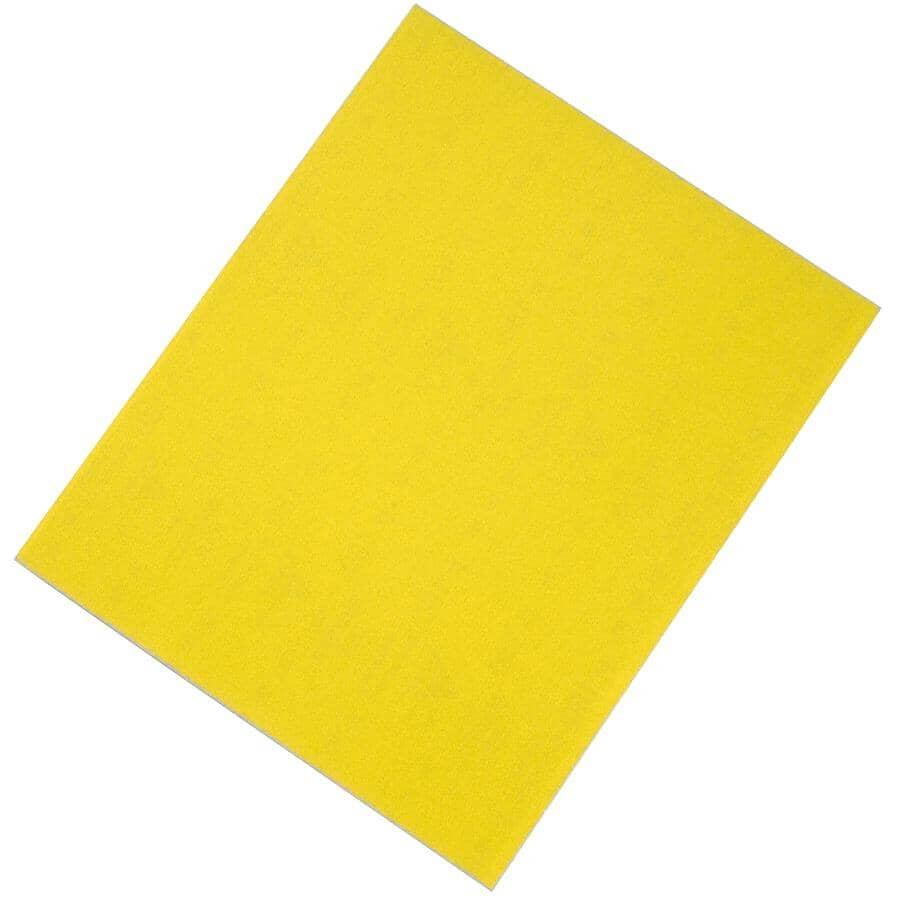 """SIA:120 Grit Aluminum Oxide Sandpaper - 9"""" x 11"""""""