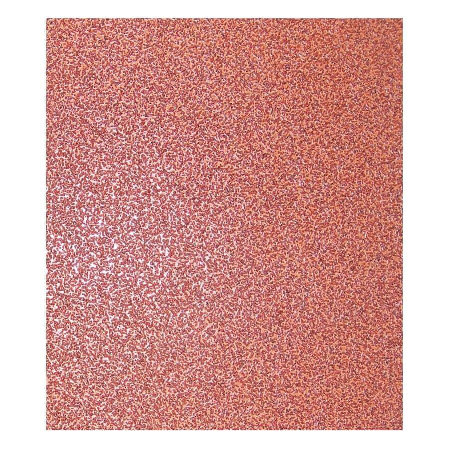 "BENCHMARK:9"" x 11"" 60 Grit D-Weight Garnet Sandpaper"