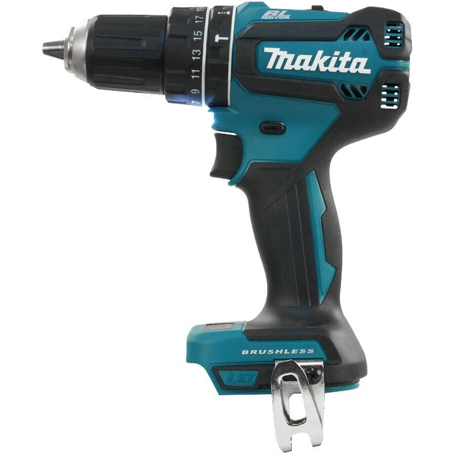 """MAKITA:18V 1/2"""" Lithium-ion Cordless Hammer Drill Driver"""