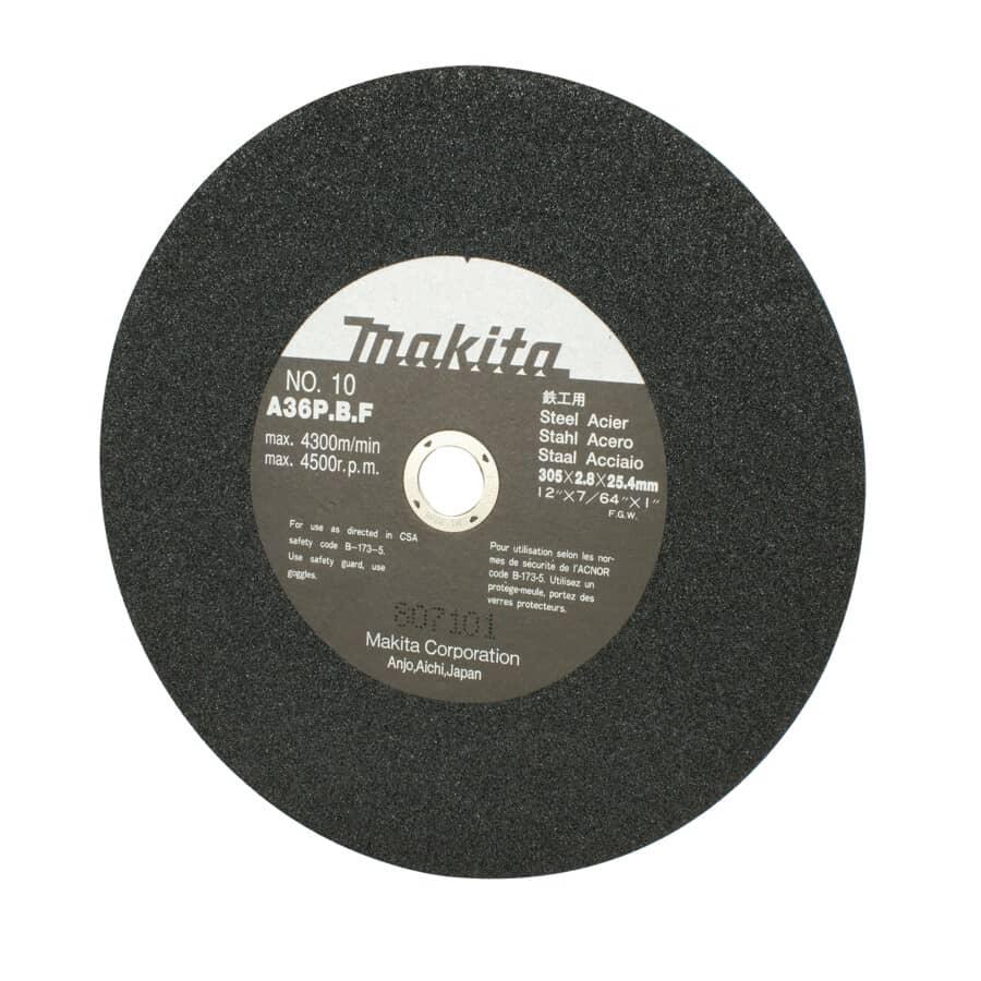 "MAKITA:12"" x 7/64"" x 1"" Metal Cut-Off Wheel"