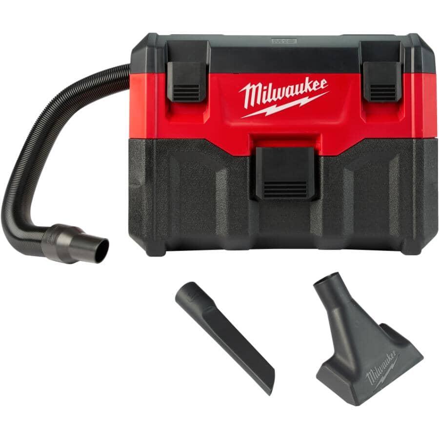 MILWAUKEE:M18 2 Gal Wet Dry Vacuum