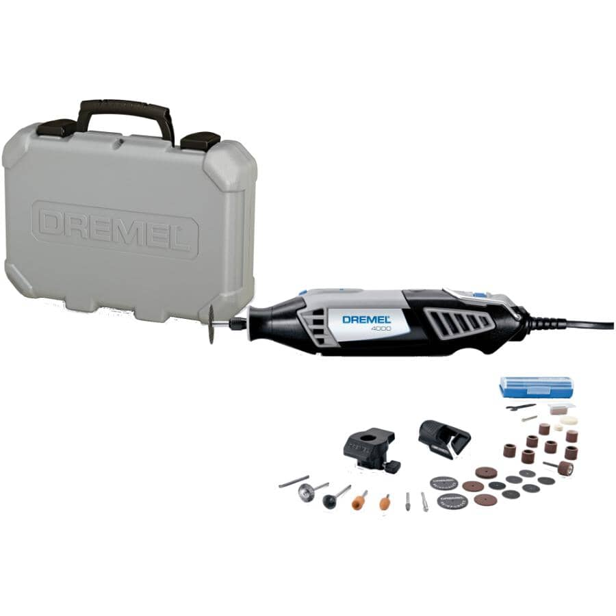 DREMEL:Rotary Tool Kit, with 30 Accessories