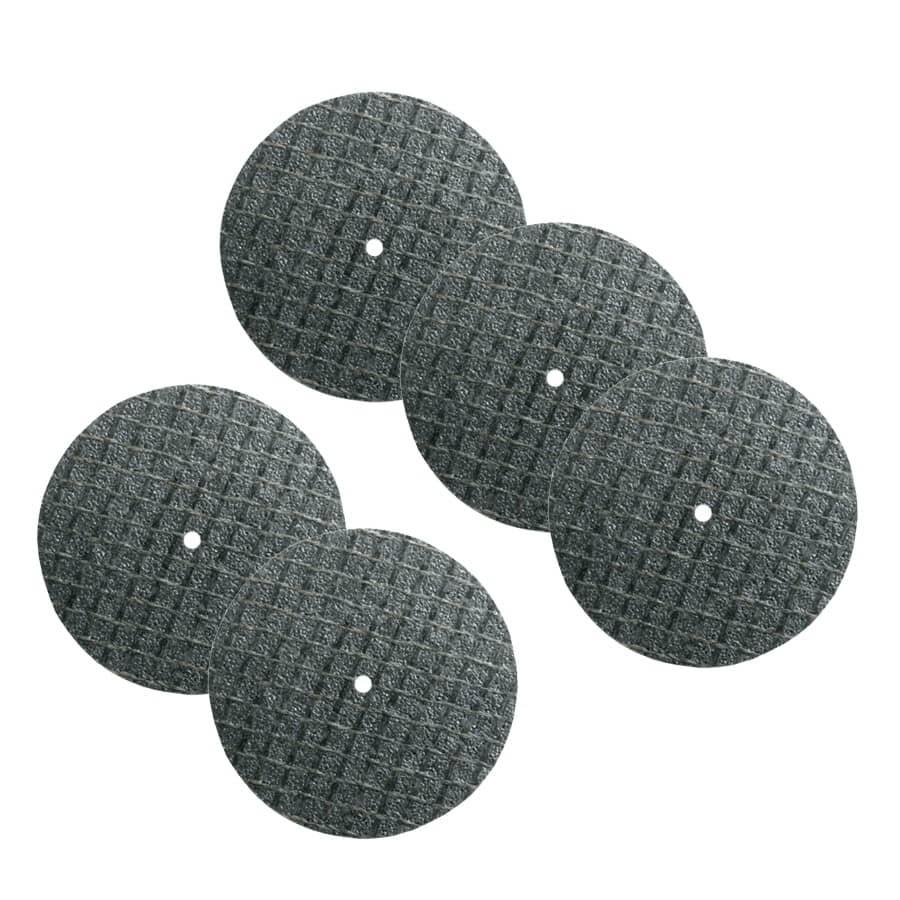 """DREMEL:5 Pack 1-1/4"""" Fiberglass Cut-Off Wheels"""