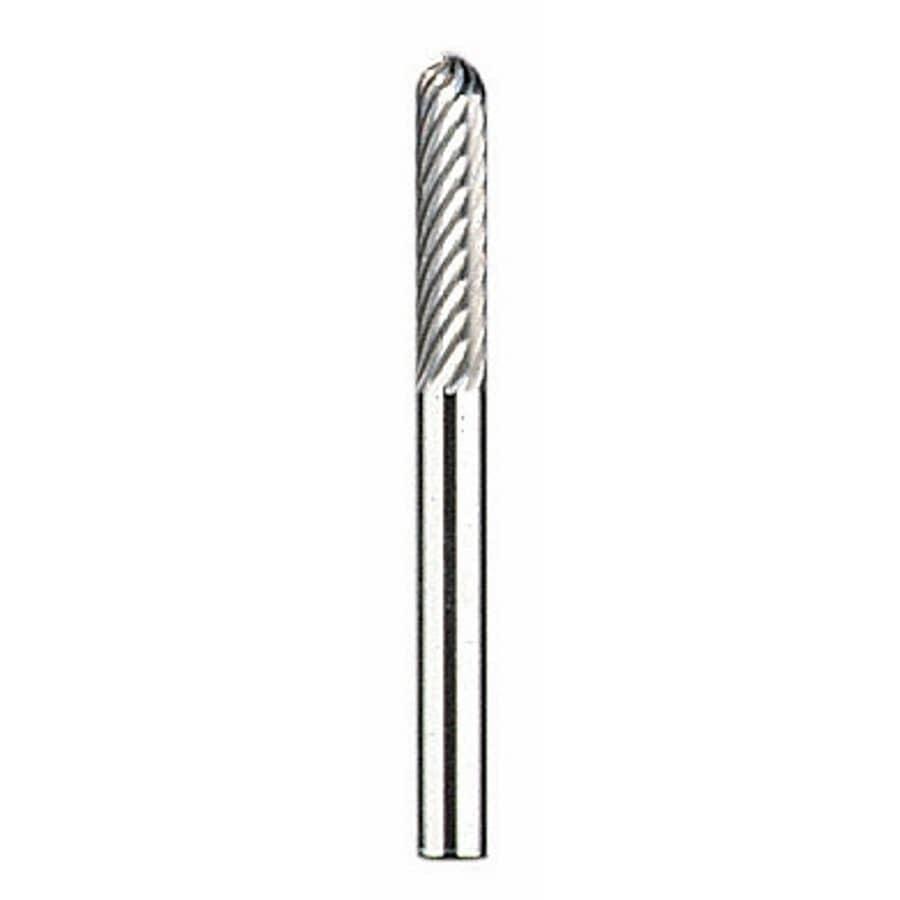 """DREMEL:1/8"""" High Speed Tungsten Carbide Round Cutter"""