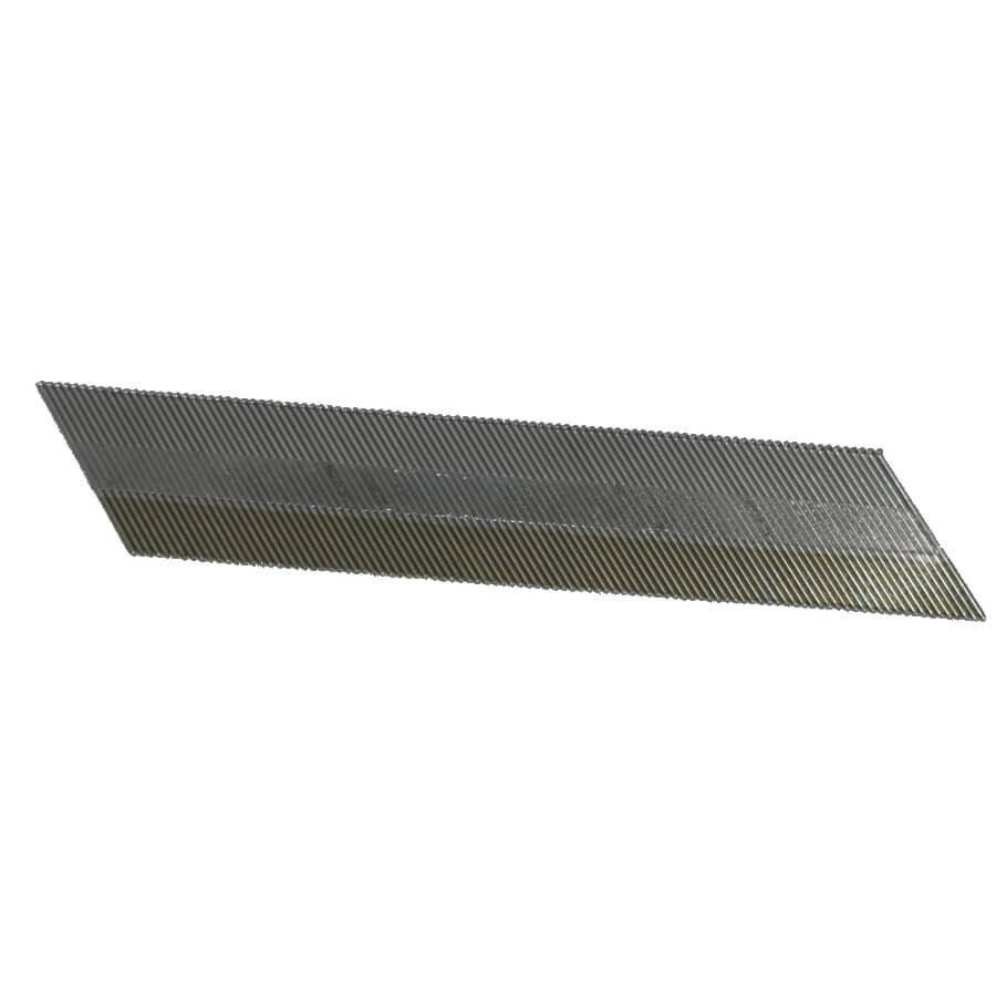 CRISP-AIR:Paquet de 4 000 clous de finition à angle de calibre 15, 2 po