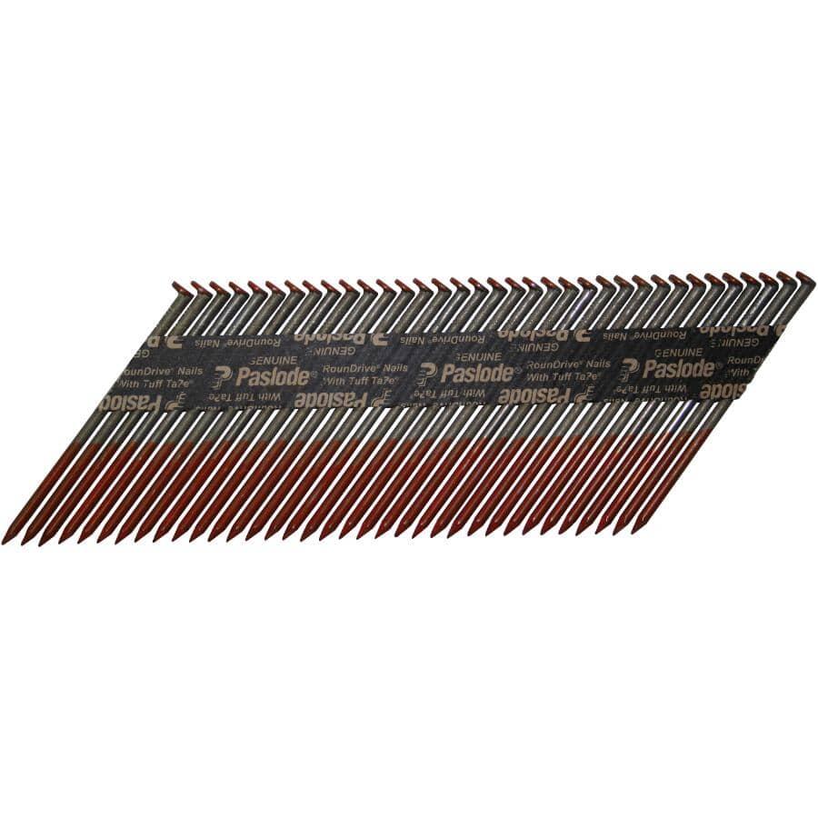 "PASLODE:5000 Pack 2-3/8"" 30 Degree Strip Framing Nails"