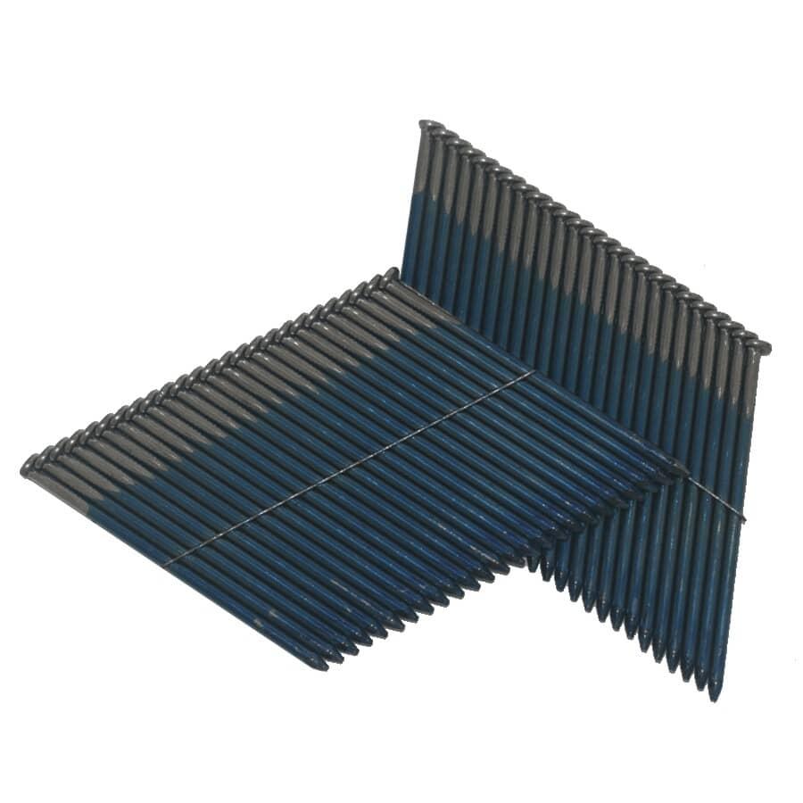 "CRISP-AIR:2000 Pack 3-1/4"" 28 Degree Galvanized Strip Framing Nails"