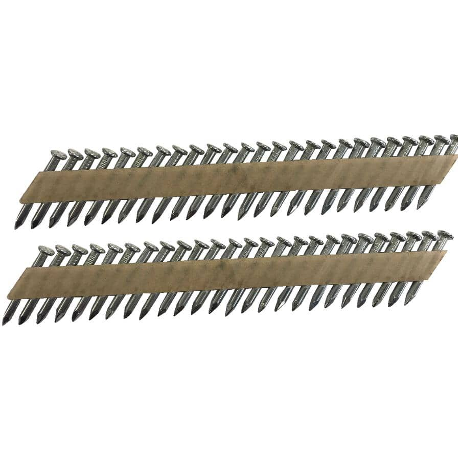 "CRISP-AIR:1000 Pack 1-1/2"" Hot Dipped Galvanized Joist Hanger Nails"