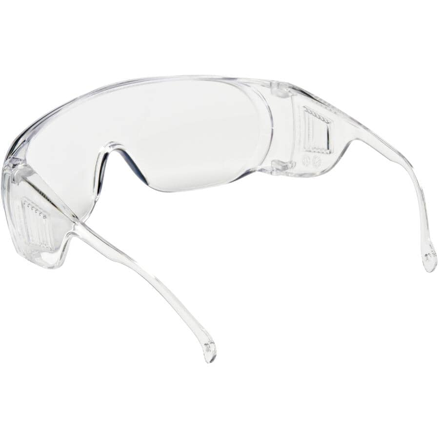 WORKHORSE:Hobby Safety Glasses - Clear