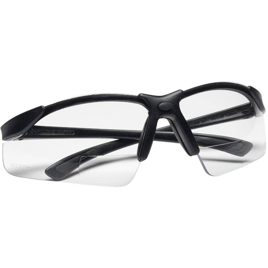 WORKHORSE:Bi-Focal Safety Glasses - 1.5 Magnifier