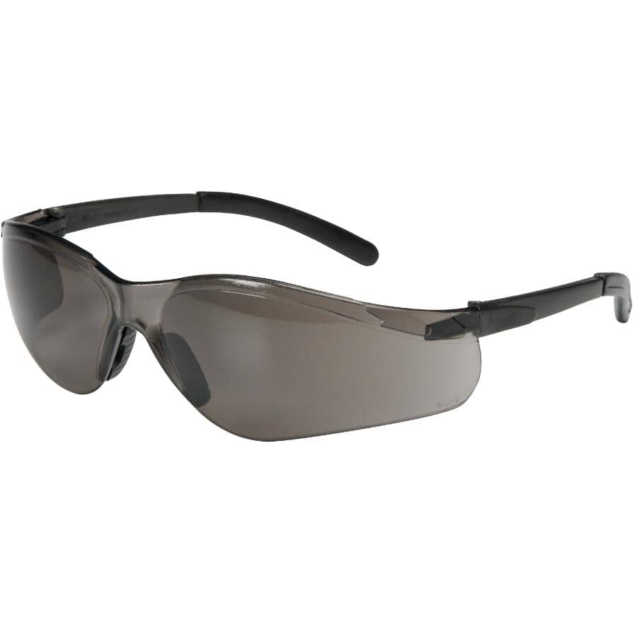 WORKHORSE:Anti-Fog Safety Glasses - Smoked